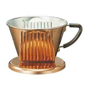 コーヒードリッパー カリタ 銅製 珈琲ドリッパー 102-CU