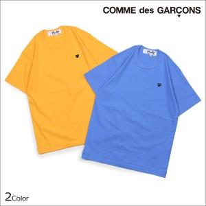 ホワイト COMME des GARCONS PLAY T-Shirt P1T220 メンズ コムデギャルソン ハート 半袖 Tシャツ プレイ