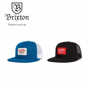 """""""ブリクストン ソーントンメッシュキャップ 帽子 BRIXTON Thornton Meshcap"""""""