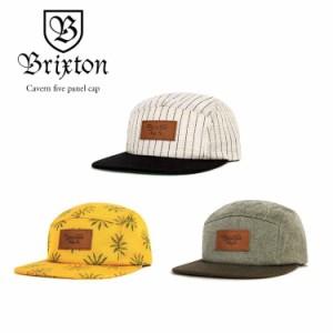 """""""ブリクストン BRIXTON キャーバン ファイブパネルキャップ Cavern five Panel cap"""""""