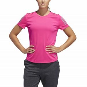 a57d3bd458eec アディダス レディース 陸上/ランニング 半袖Tシャツ RESPONSE T シャツW (FRQ07 DU3887)