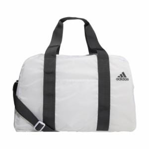 42445eb4f6a8 アディダス イージーパッカブルボストンバッグ (DV0012) 40L ボストンバッグ : ホワイト adidas