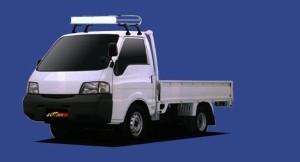 ★TUFREQ ルーフキャリア ボンゴトラック SK82/SK22用/Cシリーズ