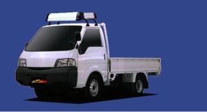 ■TUFREQ ルーフキャリア ボンゴトラック SK82/SK22用/Kシリーズ