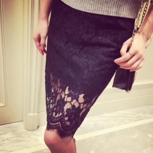送料無料送料無料総レースでパッと目を惹く抜群の存在感、洗練されたデザイン性を持ったスカート ミモレ丈スカート スカート ペンシルス