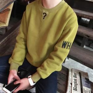 送料無料スウェットトレーナー メンズ 原宿風 プルオーバー パーカー パーカ スウェット パーカー パーカ 渋谷系 ストリート系