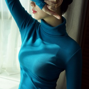 無地tシャツ レディース インナーtシャツ タートルネックtシャツ 秋冬インナー 長袖tシャツ スリムtシャツ タイトtシャツ