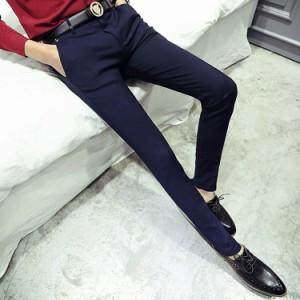 スーツパンツ スラックス ロング メンズ チノパンツ スリムパンツ サマーパンツ 薄手パンツ フォーマルパンツ ビジネスパンツ