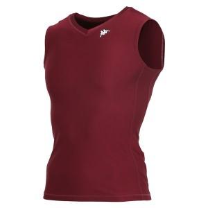カッパ(Kappa) ノースリーブコンプレッションシャツ KF412UT30-BO
