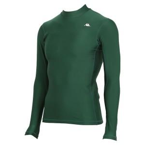 カッパ(Kappa) ロングノースリーブコンプレッションシャツ KF412UT31-DG