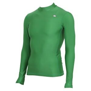 カッパ(Kappa) ロングノースリーブコンプレッションシャツ KF412UT31-GN