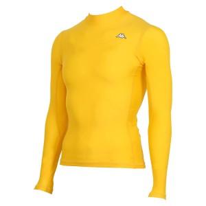 カッパ(Kappa) ロングノースリーブコンプレッションシャツ KF412UT31-LMN