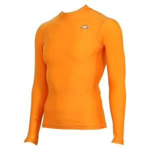 カッパ(Kappa) ロングノースリーブコンプレッションシャツ KF412UT31-OR