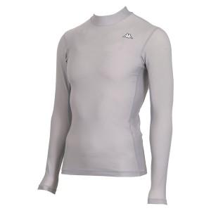 カッパ(Kappa) ロングノースリーブコンプレッションシャツ KF412UT31-SI