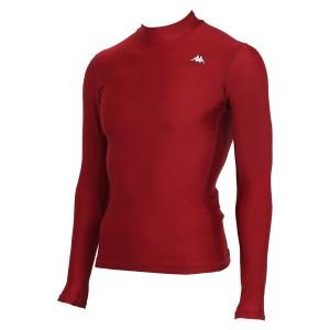 カッパ(Kappa) ロングノースリーブコンプレッションシャツ KF412UT31-WR