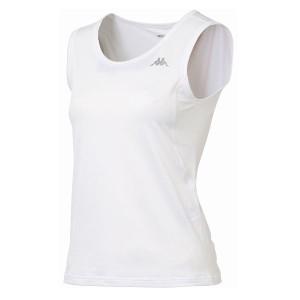 カッパ(Kappa) ノースリーブアンダーシャツ(WOMEN'S) KM462UT80-WT1