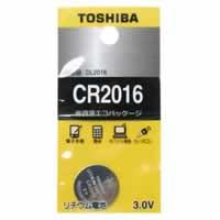【東芝 コイン型リチウム電池 CR2016EC 1コ入】[代引選択不可]
