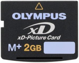"""""""オリンパス XDピクチャーカード 2GB TYPE-M+ 海外向けパッケージ品 [PC]"""""""