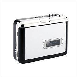 PC不要!日本語取扱説明書付き カセットテープ USB変換プレーヤー カセットテープデジタル化 MP3コンバーター カセットテープのプレーヤ