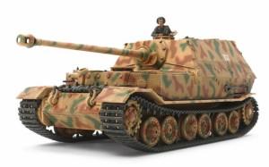 タミヤ 1/48 ドイツ重駆逐戦車 エレファント(ミリタリーミニチュアシリーズ No.89 )【32589】