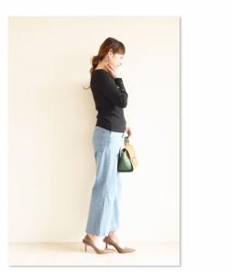 伸びと馴染みの美描くトップス mode-1928 Sawa a la mode サワアラモード 大人 otona kawaii かわいい cawaii 洋服