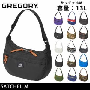 GREGORY/グレゴリー ショルダーバック サッチェルM SATCHEL M 日本正規品 メンズ レディース アウトドア【ショルダー】