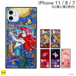 iphone11 ケース iphone se ケース iphone xs iphone x iphone8 iPhone7 iPhoneSE 第2世代 ケース ディズニー プリンセス TILE スクエア