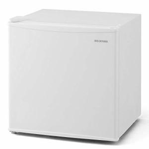アイリスオーヤマ 冷蔵庫 45L 1ドア 小型 左開き 幅47.2cm ホワイト IRSD-5AL-W