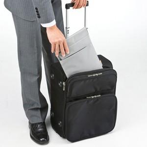 MacBook Air 11インチ用インナーケース(グレー) ノートパソコンバッグ PCバッグ ノートPCケース[IN-AMAC11GY]