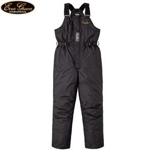 9e6570173e97d7 エバーグリーン EG ホットパンツ ブラック EG HP-01 (防寒着 防寒ウエア 防寒