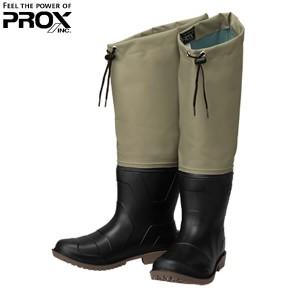 d84243b170db0e プロックス テフロンポリエステルウェダーブーツラジアルソール PX338 (ラジアルソール ウェーダー 長靴)