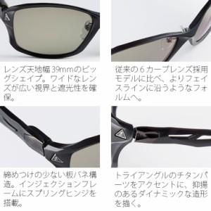 ZEAL (ジール) ステルス F-1394 マットガンメタル/トゥルービュー (サングラス 偏光グラス)
