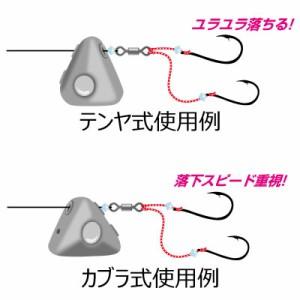 ダイワ 紅牙遊動テンヤ+SS 5号 (一つテンヤ)