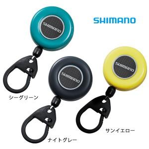 シマノ ピンオンリールR PI-011R (リールキーホルダー)