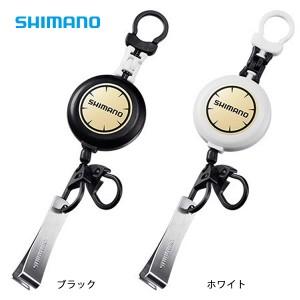 シマノ フックリールCR ラインカッター付 PI-042R (釣り小物)