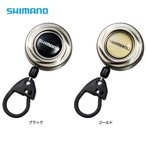 シマノ ピンオンリール メタル PI-311R (リールキーホルダー)