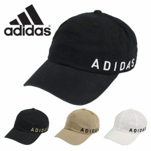 アディダス キャップ メンズ レディース adidas ADS LINEAR ORGANIC COTTON CAP 帽子 ローキャップ スポーツ 吸湿速乾 ロゴ