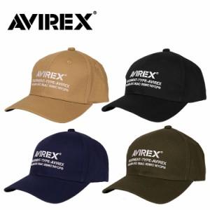 アビレックス キャップ メンズ レディース 帽子 AVIREX アヴィレックス ローキャップ