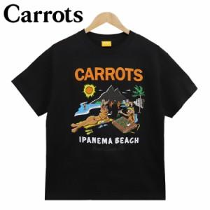 キャロッツ Carrots Tシャツ メンズ レディース IPANEMA SS TEE 半袖Tシャツ 人参 うさぎ イパネマ リオ・デ・ジャネイロ ファッション