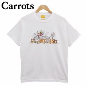 キャロッツ Carrots Tシャツ メンズ レディース FARMER SS TEE 半袖Tシャツ 人参 うさぎ ファッション トップス ストリート ブランド