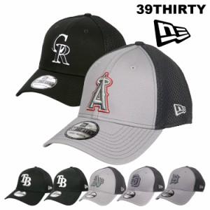 ニューエラ メッシュキャップ メンズ レディース NewEra NEO 39THIRTY UNSTRUCTURED FLEX HAT 帽子 ベースボールキャップ メジャーリーグ