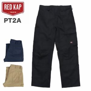 REDKAP レッドキャップ ダブルニー ワークパンツ カーゴパンツ メンズ ボトムス  PT2A MENS PERFORMANCE SHOP PANT フラップポケット ワ