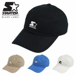 スターター キャップ メンズ レディース STARTER C.TWILL CAP 帽子 ローキャップ ブランド ロゴ ストリート