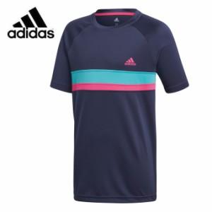 f5f6c79540a1d アディダス(adidas) ボーイズ クラブTシャツ (BOYS CLUB C/B TEE)