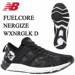 c2708d09a929a ニューバランス スニーカー レディース FUEL CORE NERGIZE W K WXNRGLK D new balance フィールコア  ナージャイズ 黒 run