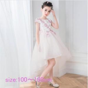 72cccc1f87475 ピアノ演奏會 女の子ドレス フォーマル 子供ドレス 結婚式 パーティー お姫様 膝丈 発表會