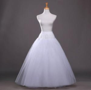 e45420c0ff293 ロング丈 骨なしロングパニエ ドレス用 骨なし ウエディング コスプレ ロングパニエ 四層