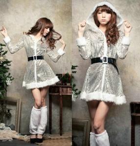 コスプレ サンタコス サンタクロース サンタ クリスマス衣裝 セクシー コスチューム 大きいサイズ サンタコスチューム