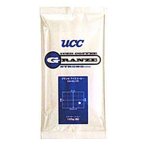 5000円以上送料無料 UCC上島珈琲 UCCグランゼストロングアイスコーヒー(粉)AP100g 50袋入り UCC301189000 フード・ドリンク・スイーツ:
