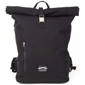 e0de3578b780 5000円以上送料無料 【Georiem】 ジェオリエム ロールトップリュック ブラック ファッション:バッグ